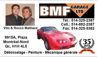 Garage BMF di Vito & Rocco Mattiace