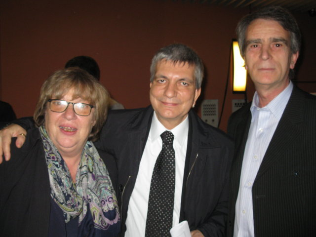 Ufficio di Presidenza - CGPM - Milano 16/4/2012<br /> Ass. Gentile, On. Vendola e Franco Bellomo