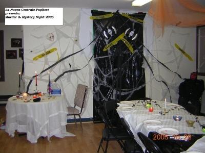 Murder Mystery Night 2005