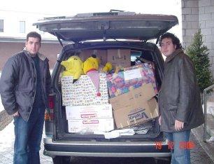 Cestini di Natale 2003