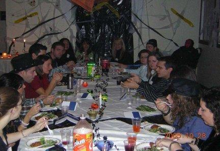 Serata di Halloween - Murder & Mystery