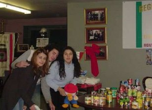 Cestini di Natale 2004
